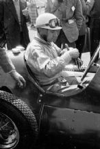 Roy Salvadori Connaught Silverstone 1953